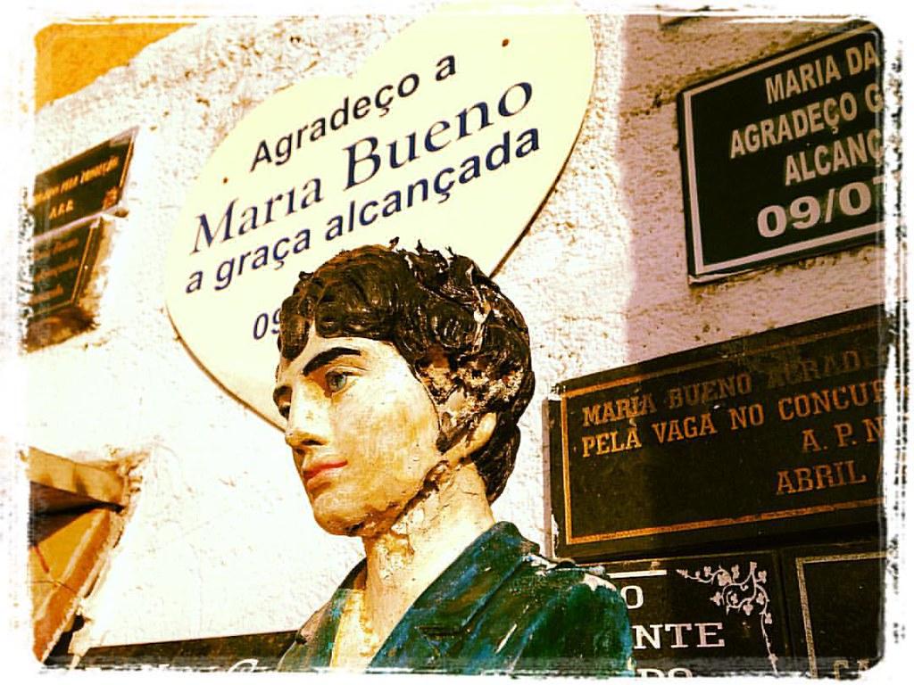 Tºmulo de Maria Bueno 1854 1893 Cemitério Municipal S…