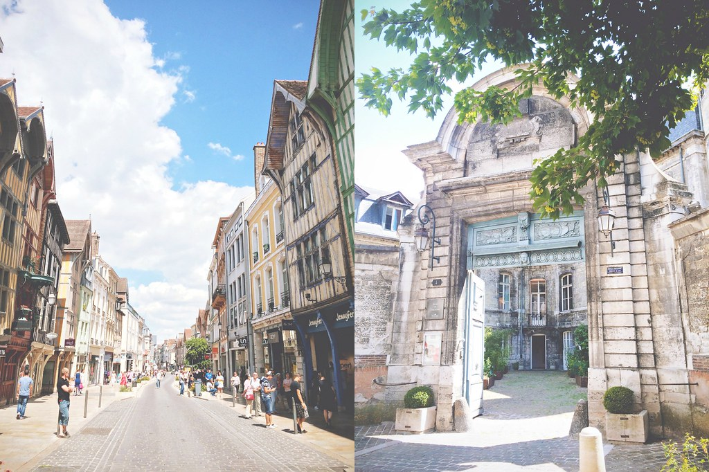 Troyes, France | via It's Travel O'Clock
