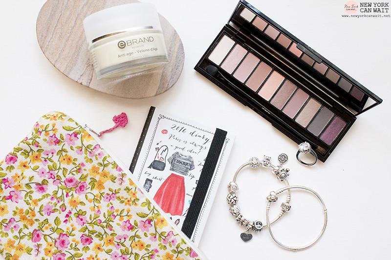Inspiration: Marsala & Silver mood - Beauty, Makeup & Accessorize