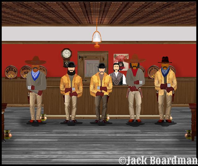 Welcome to Moosehead City ©Jack Boardman
