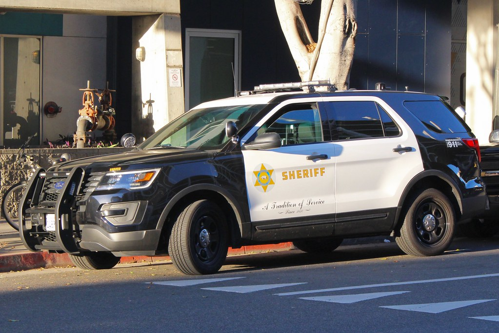 New Ford Explorer >> LASO | Los Angeles County Sheriff Ford Explorer in Santa ...