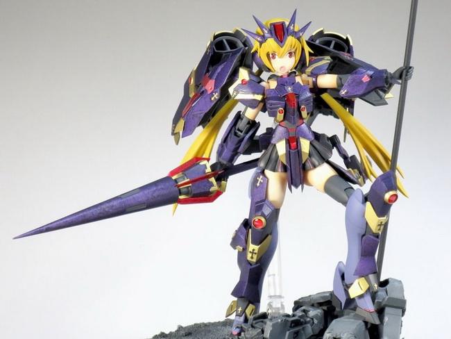 FRAME ARMS GIRL - 0036