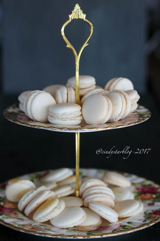 gusci macarons