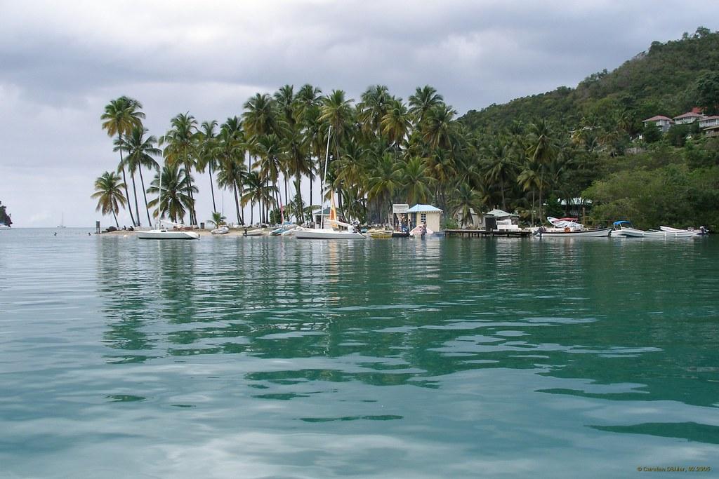 U A Sheepshead Bay Marigot Bay, St. Lucia...