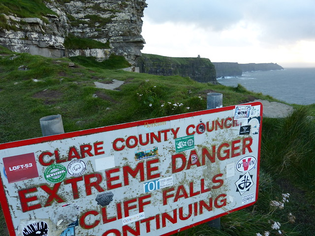 2016 Irland - Cliffs of Moher
