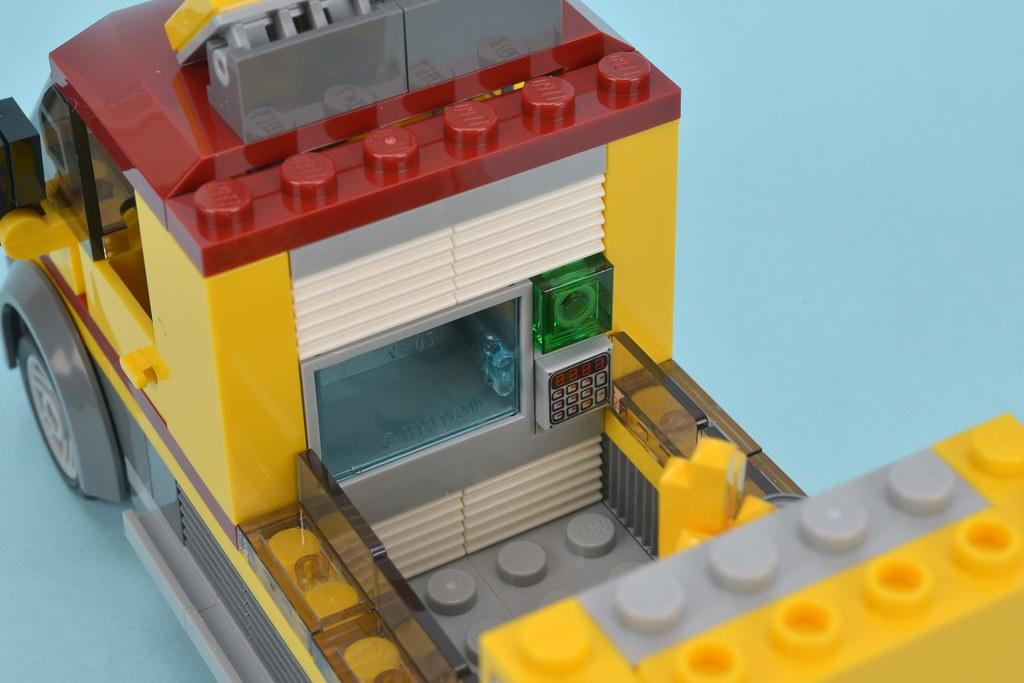 Lego City 60150 Pizza Van Review Brickset Lego Set Guide