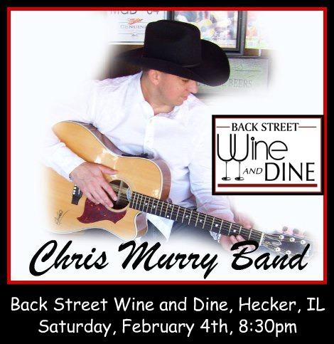 Chris Murry Band 2-4-17