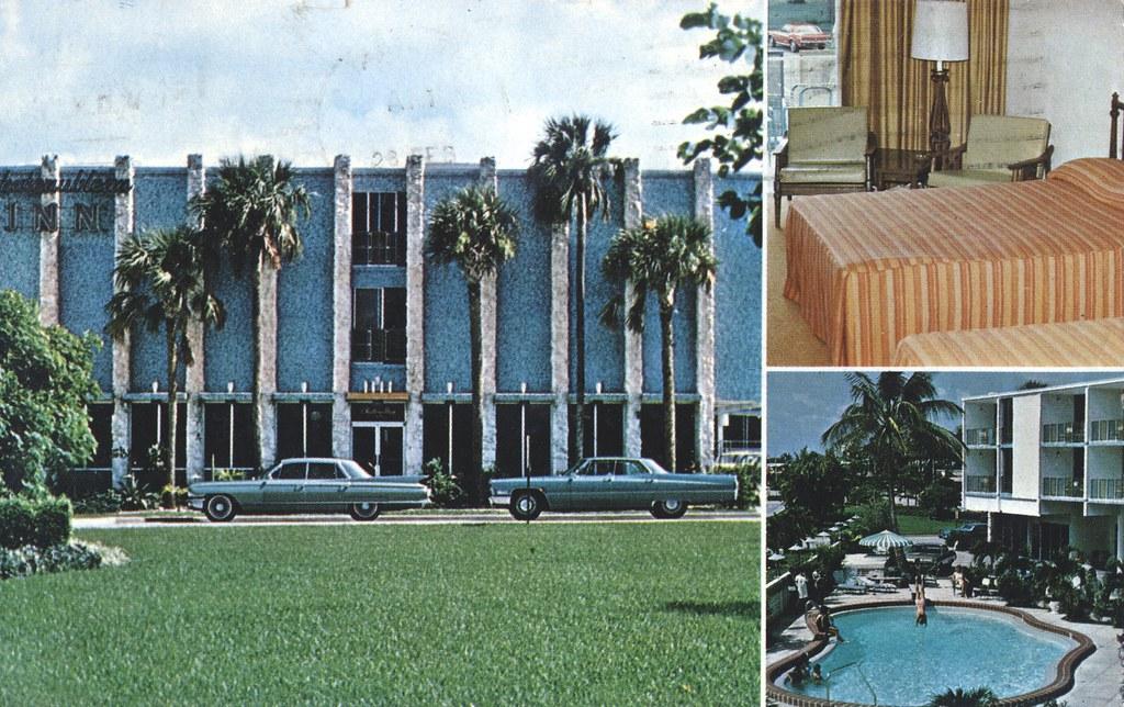 Chateau Bleau Inn - Coral Gables, Florida