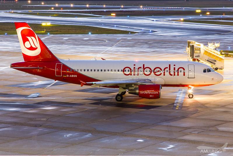 Air Berlin - A319 - D-ABGQ (1)