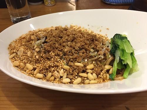 雲林坊 汁なし坦坦麺