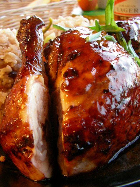 Jerk chicken@The Jamaican Grill | Hajime NAKANO | Flickr