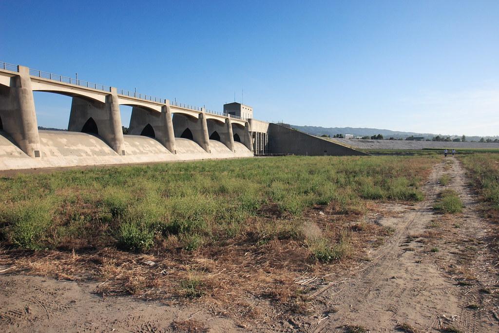 Sepulveda Dam Flooding Sepulveda Flood Control Basin