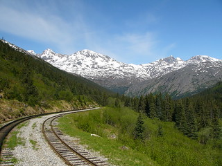 White pass Railway in Skagway | by simmogem