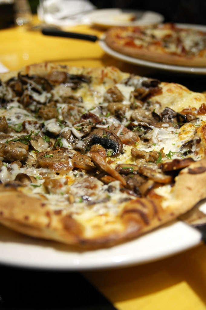 Milan California Pizza Kitchen Westfield Oakridge San J Flickr