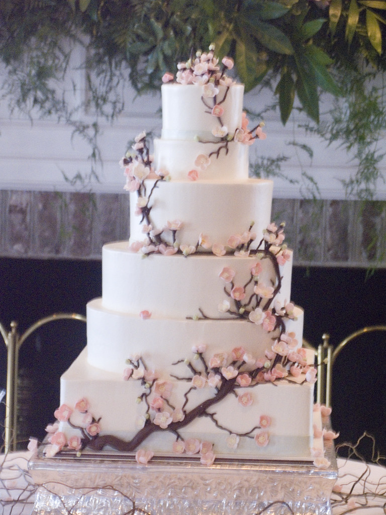 Brownie Wedding Cake Uk
