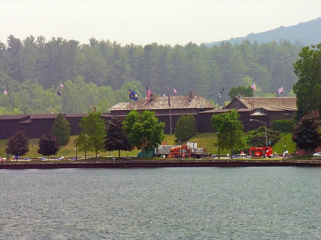 fort william henry lake george