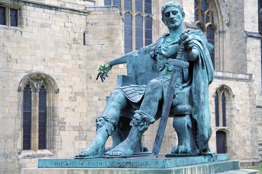Was Constantine Good or Bad For Christianity? ?
