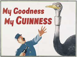 1936 Guinness beer advertising | by violinsoldier