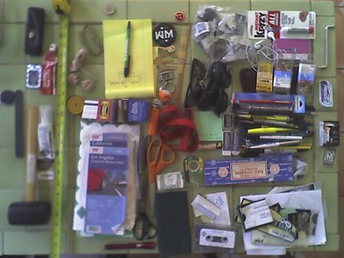 Emptied the kitchen junk drawer most kitchens i 39 ve poked for Kitchen junk drawer