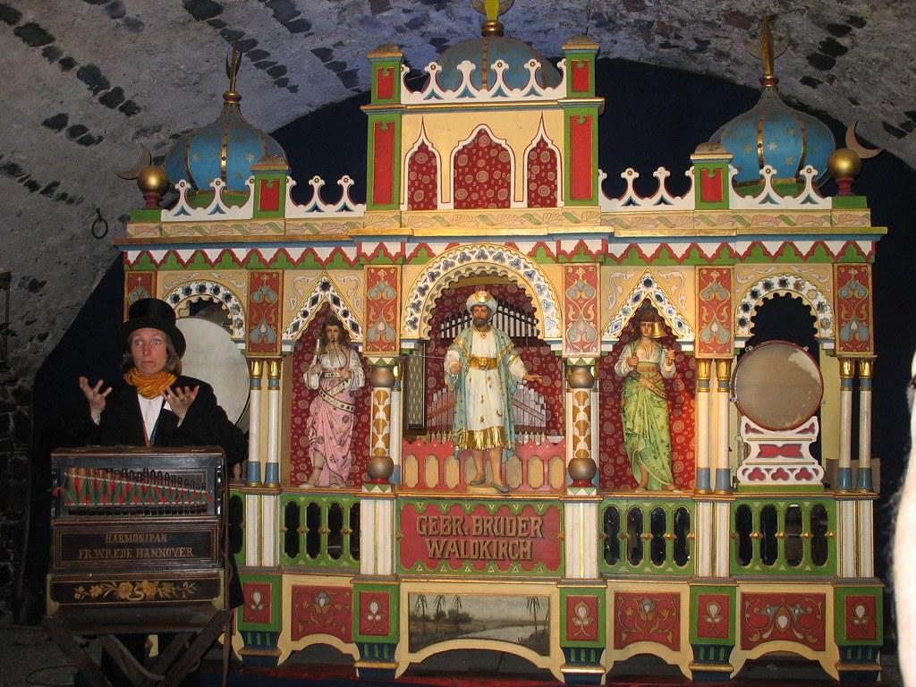 Siegfried's Mechanical Music Cabinet Museum, Rüdesheim am ...