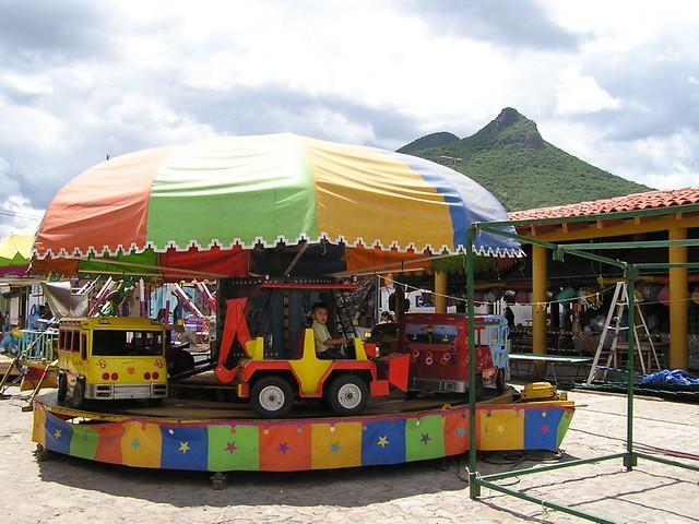 Juegos Mecanicos Teotitlan Del Valle Kiddy Rides July 2 Ron