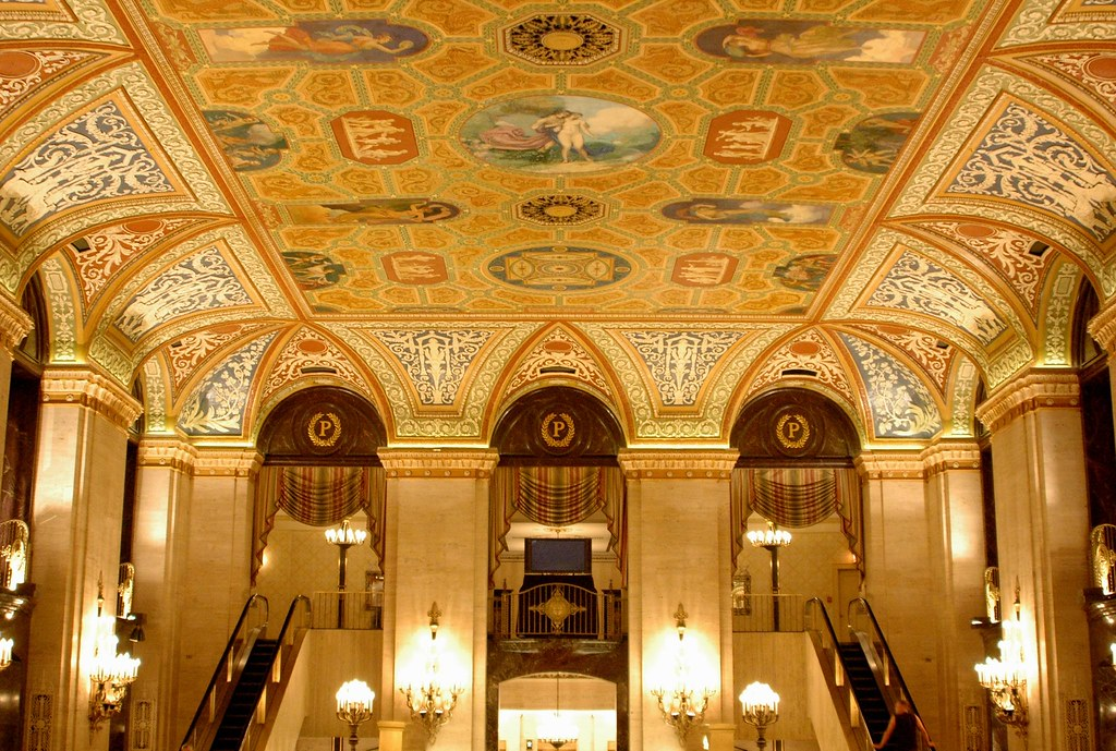 The palmer house chicago pictures