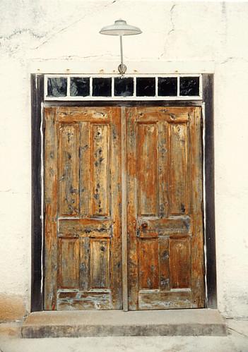 ... Door of Bethlehem Lutheran Church Round Top Texas 1990 | by Kennon Baird & Door of Bethlehem Lutheran Church Round Top Texas 1990 | Flickr
