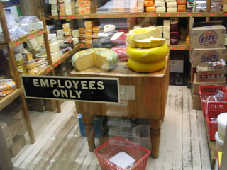 Mars Cheese Castle - Employee Only | by dizznan