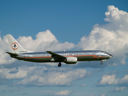 American Airlines Astrojet (Profile) | by Djof