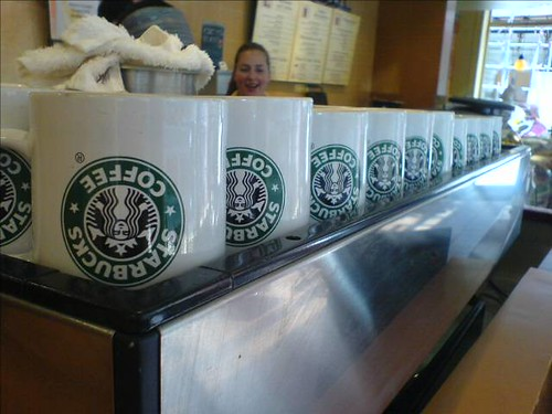 starbucks | by russelldavies