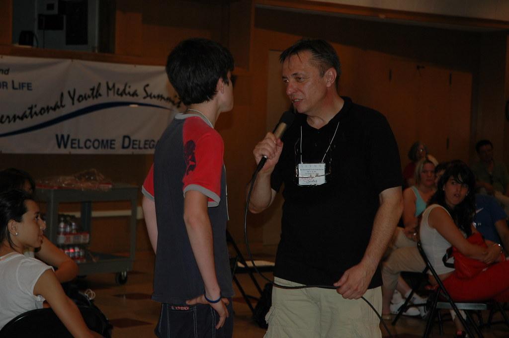 Free Teens Media Summit Was 52