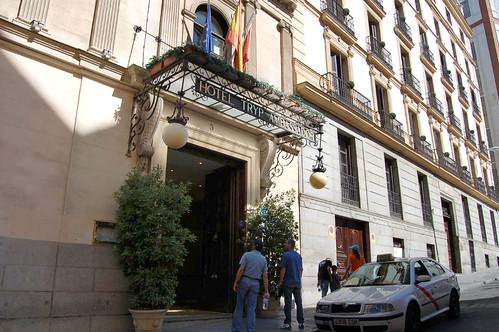 The Tryp Hotel Tenerife