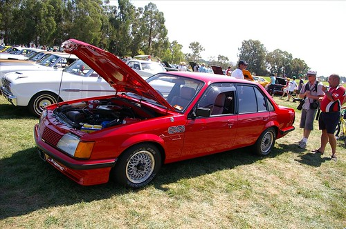 Holden Vh Ss Commodore V8 Mitchell Mcpherson Flickr