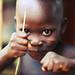 Boy in Cové, Benin