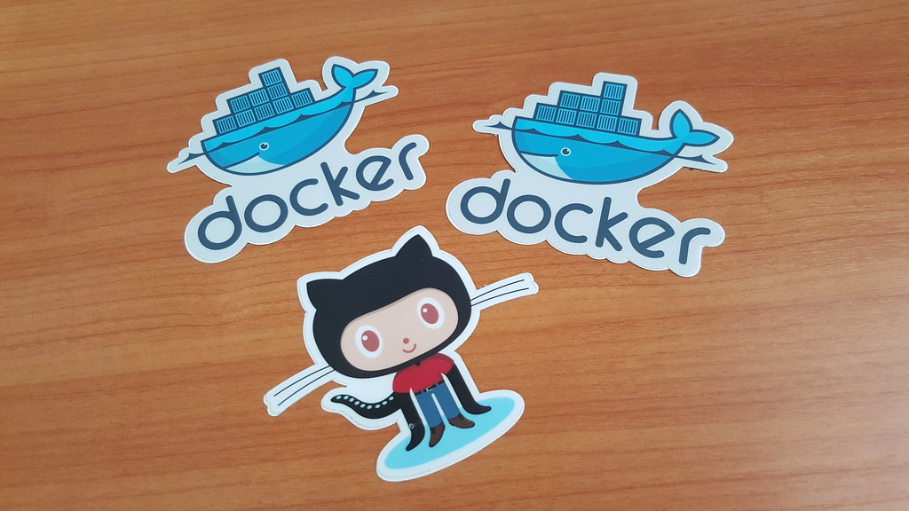 how to get github stickers