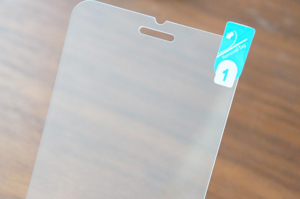 レビュー:iPhone 6s / 6s Plusに戻るボタンを追加できる保護ガラス「GLASS PRO+」