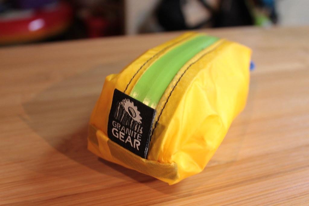 グラナイトギアーGRANITEGEAR エアジップディティ0.6L2個セット