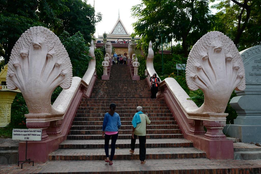 塔山Wat Phnom