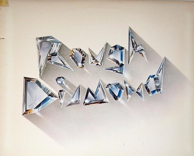 Rough Diamond - Self-titled (ex Uriah Heep)