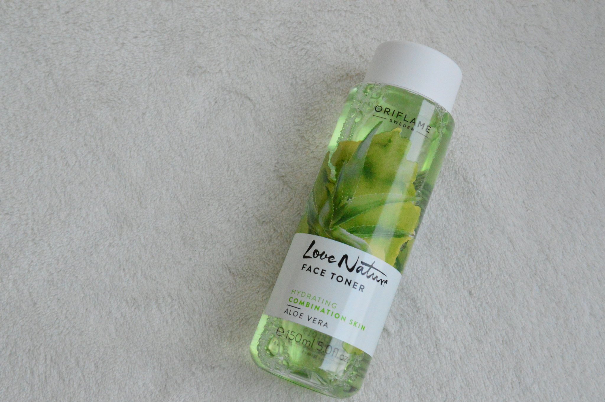 ORIFLAME LOVE NATURE ALOE VERA FACE TONER