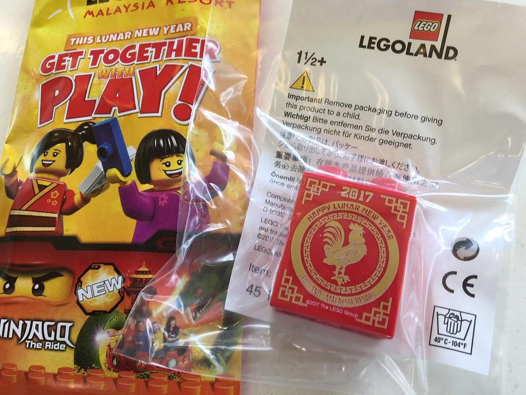 Brickfinder - LEGOLAND® Malaysia Lunar New Year Activity Guide