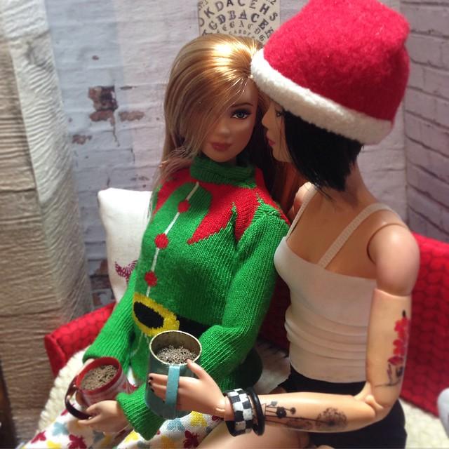 Christmas with Max & Juno