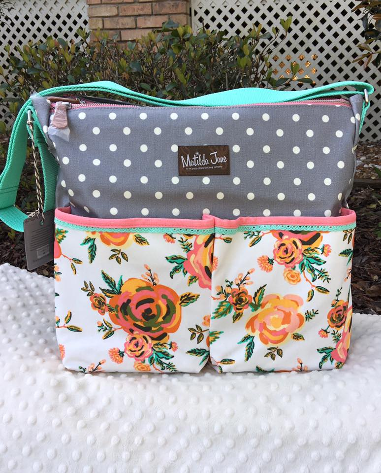 Matilda Jane Diaper Bag