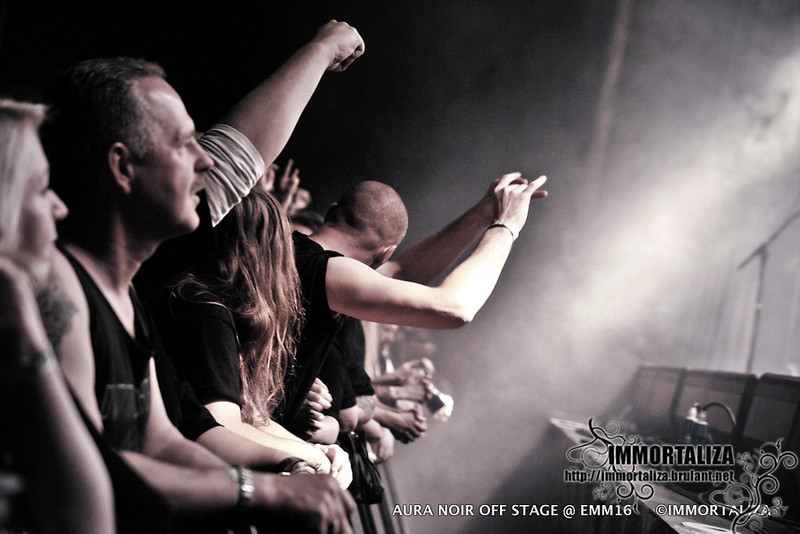 OFF STAGE - EINDHOVEN METAL MEETING  December 16th & December 17th 2016 Effenaar 32209365341_1ebde72a84_c