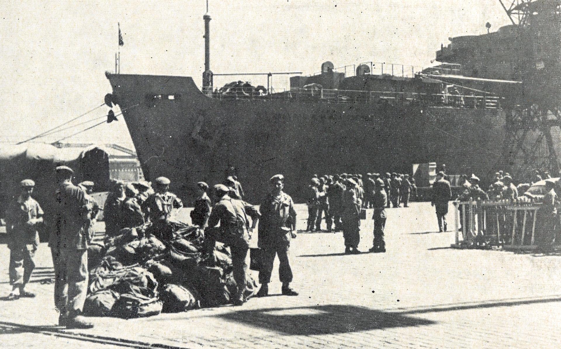 Les Forces Armées Royales au Congo - ONUC - 1960/61 32226515851_58466ec934_o