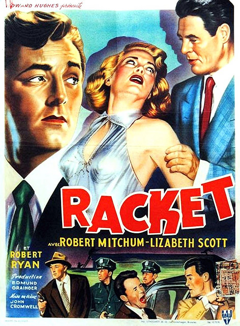 The Racket - 1951 - Poster 3