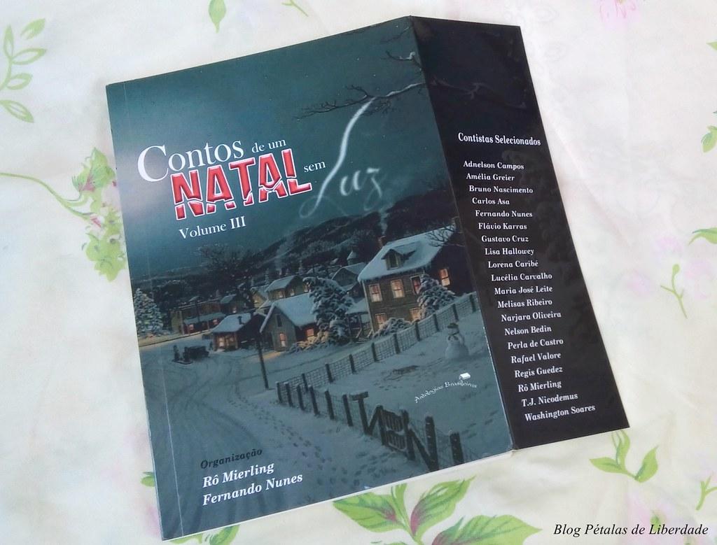 Resenha, antologia, editora-illuminare, livro, Contos-de-um-Natal-sem-luz,