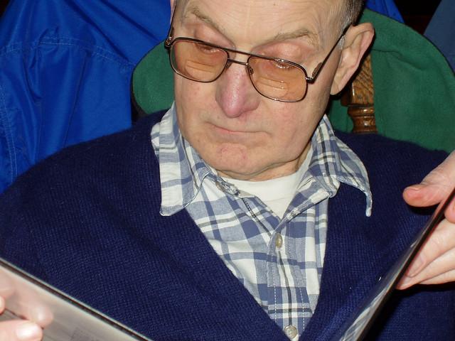 Paul, Reading the Menu