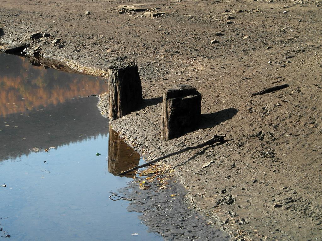 Ladybower and derwent reservoirs
