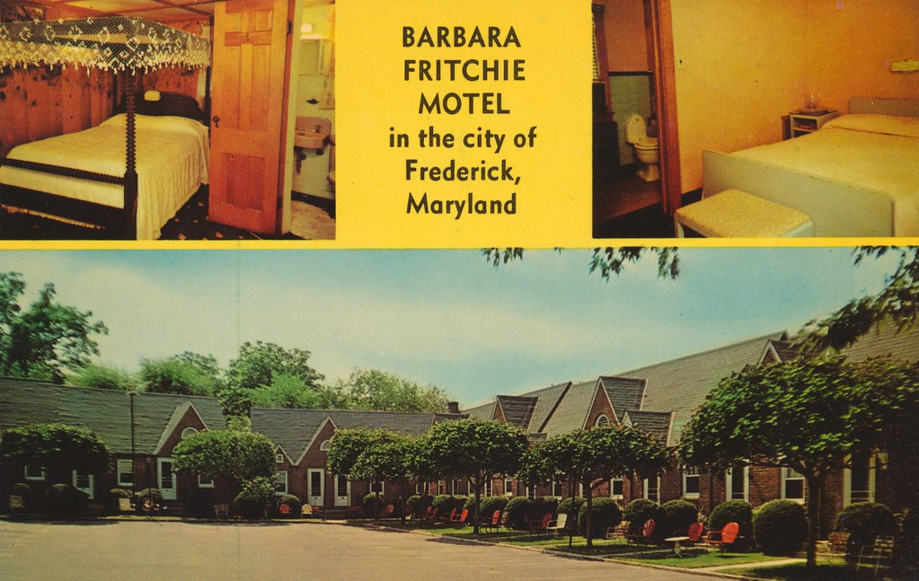 Barbara Fritchie Motel - Frederick, Maryland